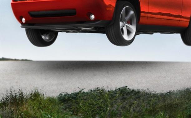 Под Тулой водитель Great Wall Hover заснул за рулем и «взлетел»
