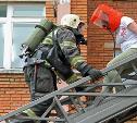 Учения МЧС: в Тульской областной больнице из-за пожара эвакуировали больных и персонал – видео