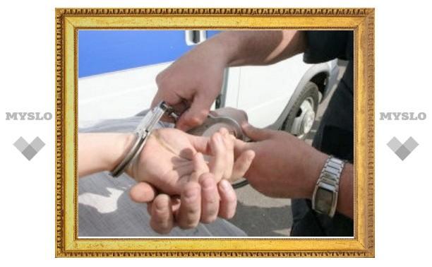 Под Тулой задержан насильник