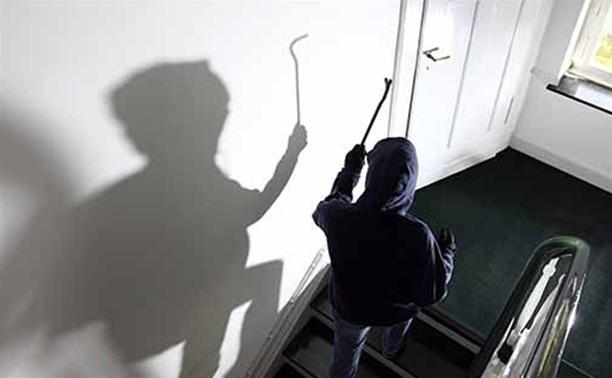 Полицейские задержали квартирных воришек
