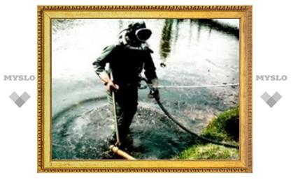 В Туле утонул молодой парень