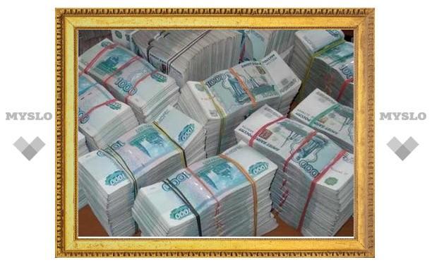 Тульские коммерсанты не возвращают займы