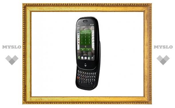 Palm продал 300 тысяч сенсорных смартфонов