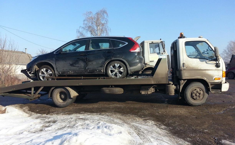 За неделю 159 жителей Тульской области остались без машин