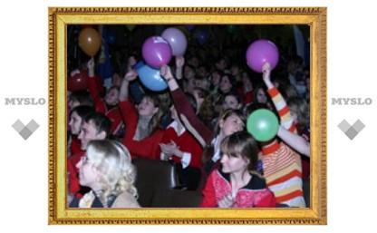Студенты ТулГУ встретили весну (ФОТО)