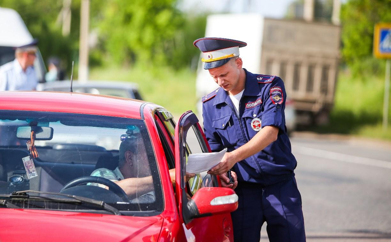В Тульской области за уик-энд сотрудники ГИБДД поймали более 50 пьяных водителей