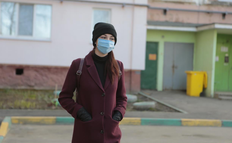 Более 80% заболевших COVID-19 туляков подхватили вирус внутри региона