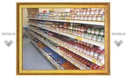 В Туле может продаваться вредное детское питание