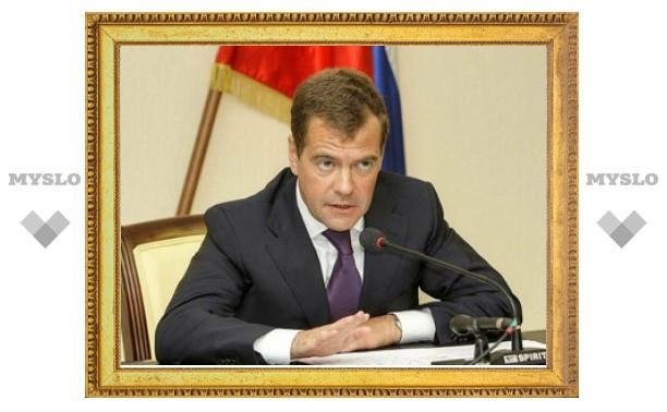 Медведев созвал экстренное заседание НАК во Владикавказе