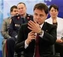 Владимир Груздев принял участие в записи телевизионной передачи «Разговор с губернатором»