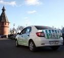 За платную парковку в Туле администрация города собрала уже 16 миллионов рублей