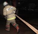 На трассе «Тула-Калуга» сгорел грузовик