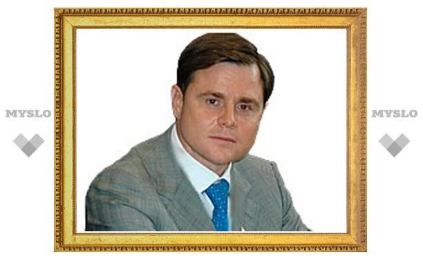 Врио губернатора Владимир Груздев осматривает Тулу
