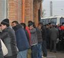 Региональное УФМС нагрянуло с проверкой в места скопления мигрантов