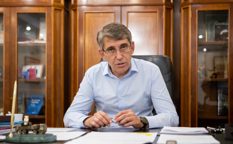 Дмитрий Миляев: «По проспекту Ленина позиция однозначная — деревьям точно быть!»