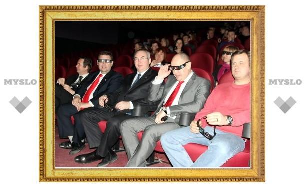 В Туле открылся новый кинотеатр