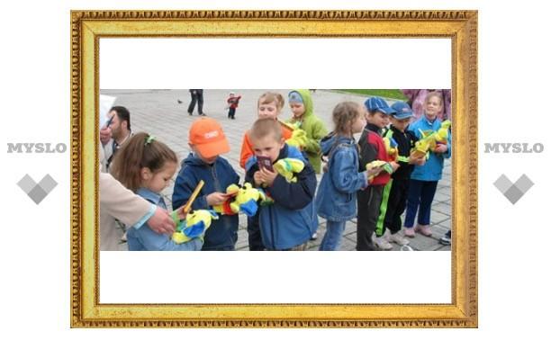 В Туле пройдет детский парад