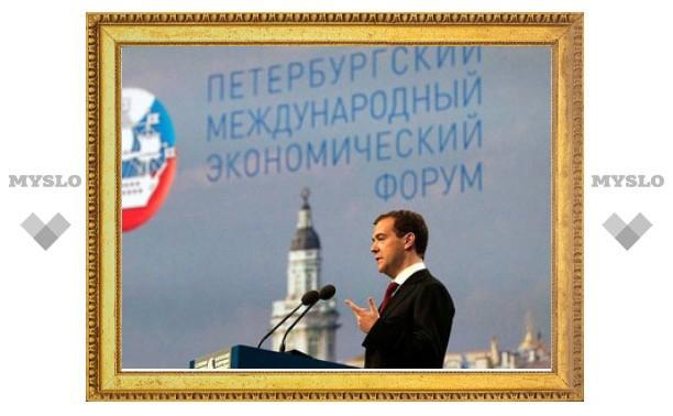 """Половина россиян предпочла """"абстрактное добро"""" медведевской приватизации"""