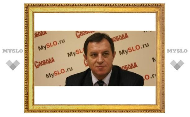Олег Черныш удостоен почетного звания