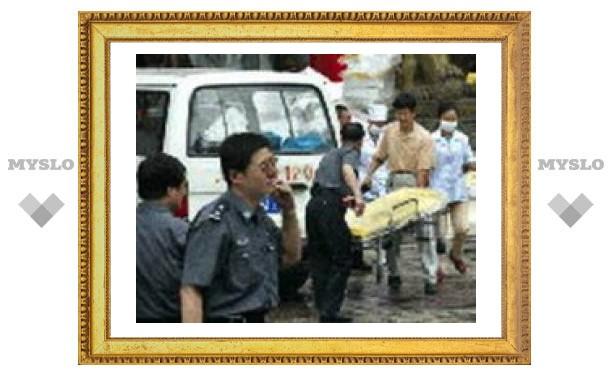 Террористы атаковали полицейский участок в Китае