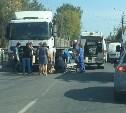 В Туле на улице Кирова сбили пенсионерку