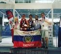 Российские правоохранители привезли медали с XVII Всемирных игр полицейских и пожарных