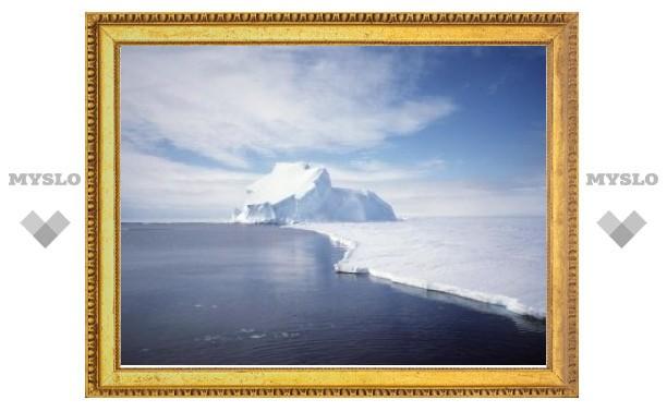 В водах Антарктики затонул южнокорейский траулер