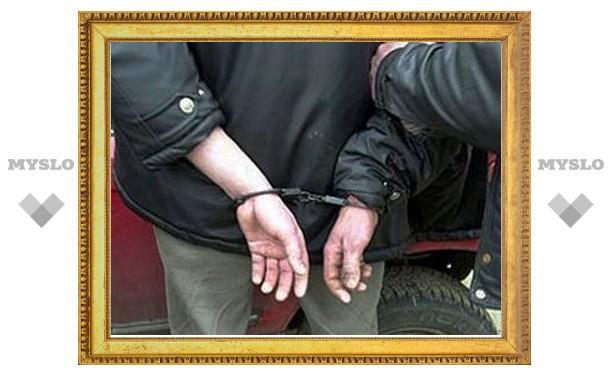 Милиционеры поймали серийного гаражного вора