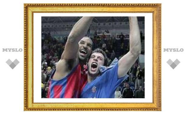 Баскетбольный ЦСКА расстался с тремя игроками