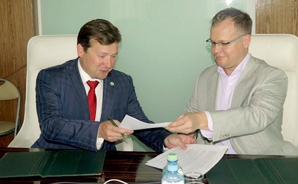 «Ростелеком» и Сбербанк России поддержат малый и средний бизнес в Тульском регионе