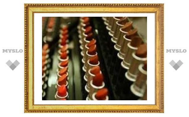 В губных помадах известных марок нашли свинец