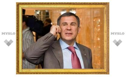 Татарстан получил нового президента