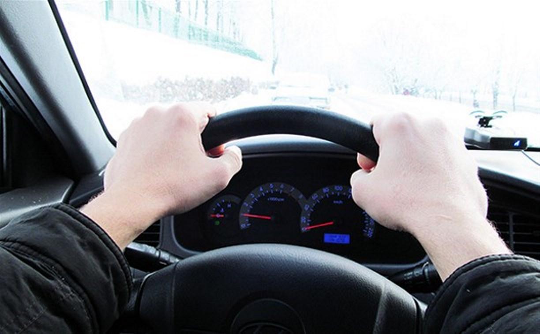 В Киреевском районе горе-угонщик чуть не замерз в украденном автомобиле