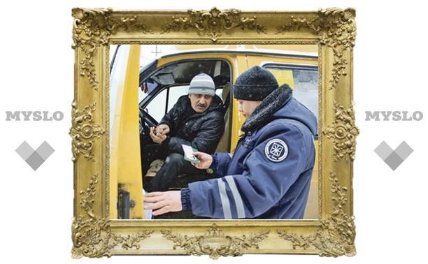 Маршрутки-призраки: Тульских пассажиров перевозили нелегалы