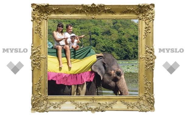 Сказочная Шри-Ланка, или Как приручить слона