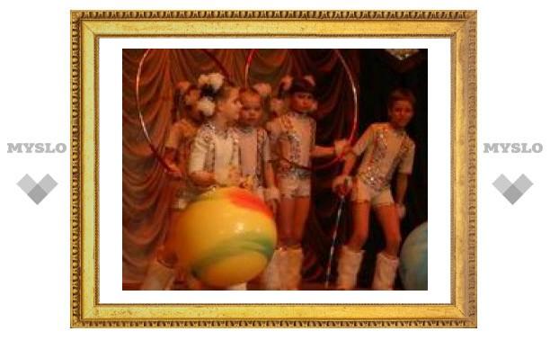 Кто стал лучшим циркачом Тулы