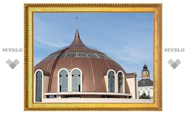 При постройке Тульского музея оружия похитили 43 млн рублей?