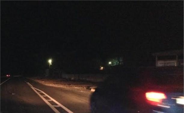 На трассе «Тула-Новомосковск» КамАЗ сбил пешехода