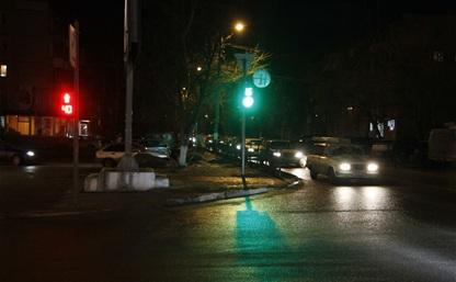 Перекресток Ложевая-Калинина: пешеходы против водителей