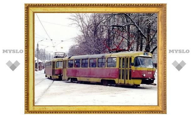 В Туле пассажир трамвая умер от сердечного приступа