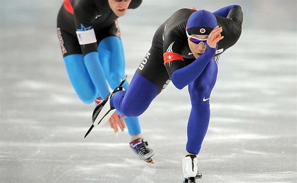 Тульские конькобежцы достойно выступили в первенстве округа