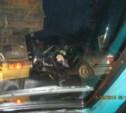 Под Белёвом «БМВ» протаранил микроавтобус