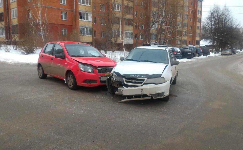 24 марта в ДТП в Тульской области пострадали шесть человек