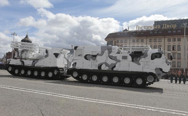 Из-за генеральной репетиции парада Победы в Туле 7 мая перекроют движение транспорта