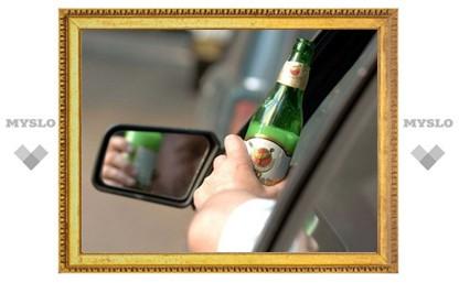 В Туле гаишник за 5,5 тысяч рублей отпустил пьяного водителя