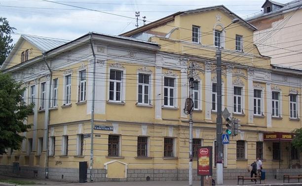 Тульский областной краеведческий музей вновь откроет свои двери после ремонта