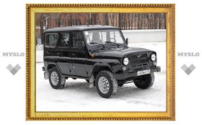 Внедорожник УАЗ-469 будет выпущен ограниченной партией ко дню Победы