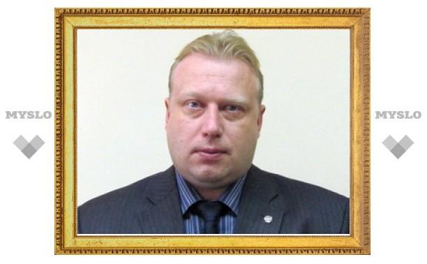 Общественную палату Тульской области возглавил Александр Пинаев