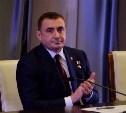 Алексей Дюмин поздравил работников сельского хозяйства