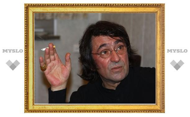 Юрий Башмет не расстается со своим альтом 40 лет